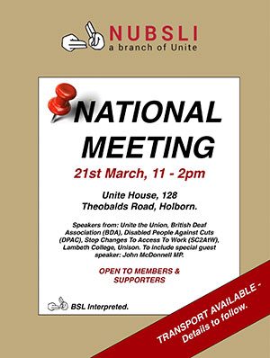national meeting poster