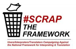 scrap the framework logo