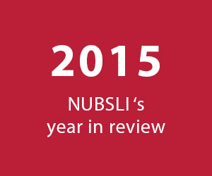 NUBSLI 2015 review