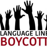 LanguageLine boycott
